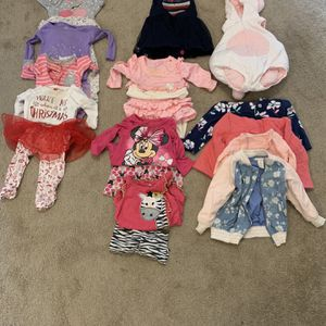 Baby Girl Clothes (Size: 12 Months) for Sale in Duluth, GA
