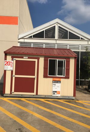 576 Tuff Shed TR700 10x12 display. Was $3,797 Now $3,038 for Sale in Humble, TX