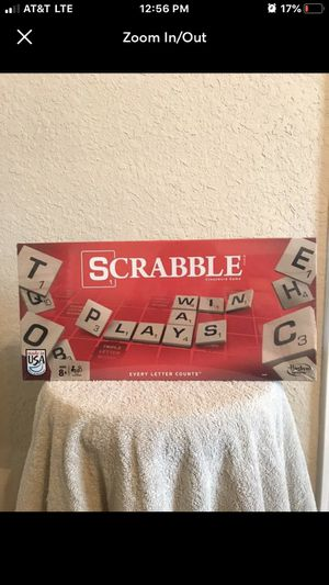 Scrabble Game for Sale in Spring, TX