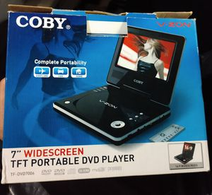 Coby DVD player for Sale in North Bergen, NJ