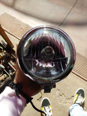 Harley headlamp for Sale in San Bernardino, CA