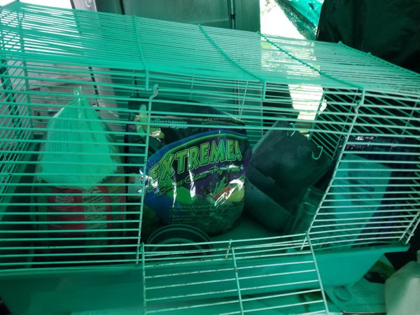 Guinea pig or rat cage new