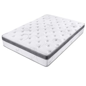 New in box 13 inch King size $285 Olee Sleep Galaxy Hybrid Gel Infused Memory Foam Mattress for Sale in Columbus, OH