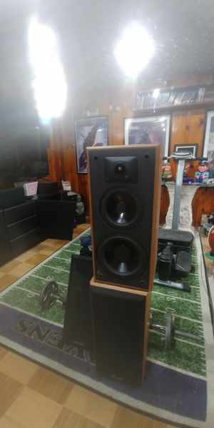 Polk audio speakers for Sale in Baltimore, MD