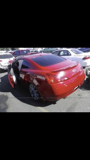 2010 Infiniti G37 coupe for Sale in Federal Way, WA