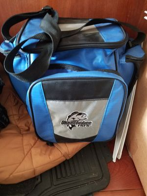 Fishing tackle bag/cooler for Sale in Montgomery, IL