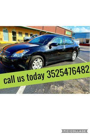 2009 Nissan Altima 2.5 S for Sale in Ocala, FL