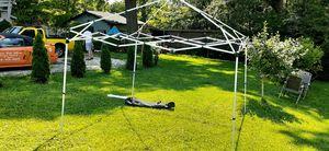 Tent frame 10 x 10 n 9 feet tall for Sale in Atlanta, GA
