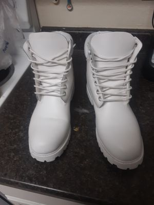 All white timberlands for Sale in Glendale, AZ