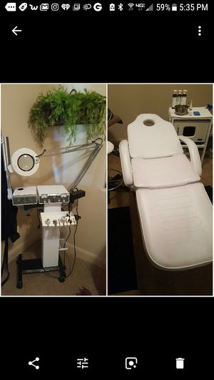 Esthetician set up for Sale in Westminster, CO