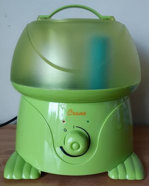 Crane -Ultrasonic Cool Mist Humidifier Frog - EE-3191, for Sale in Gallatin, TN