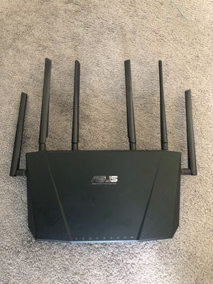 ASUS AC-3200 Tri-band Gigabit Router for Sale in Walnut, CA
