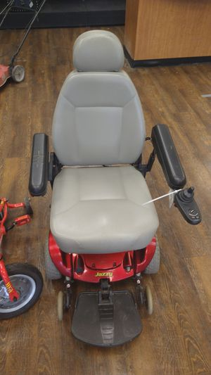 Pride Jazzy Electric Wheelchair for Sale in Victoria, TX