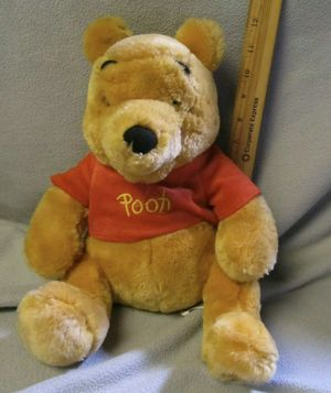 Winnie the Pooh 11in Plush Teddy Bear for Sale in Los Angeles, CA
