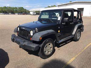 2013 Jeep Wrangler for Sale in Fredericksburg, VA