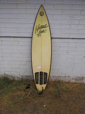Natural Art surfboard for Sale in Glendale, AZ