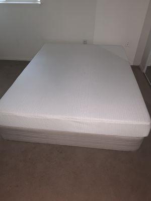 Queen Size Memory Foam Mattress for Sale in Portland, OR