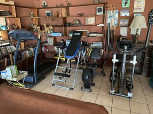 Misc Exercise Equipment (Will Separate) for Sale in St. Petersburg, FL