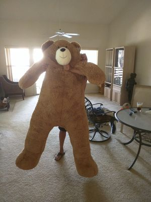 6 foot brand new Vermont teddy bear for Sale in Orlando, FL