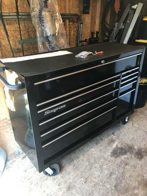"""Snap-on 53"""" double bank tool box for Sale in Mount Airy, MD"""
