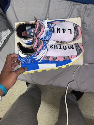 adidas NMD Hu Pharrell Solar Pack Mother for Sale in Columbia, SC