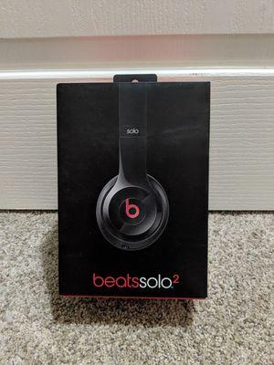 Beats Solo 2 wired for Sale in Murfreesboro, TN