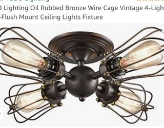 Industrial Light Fixture for Sale in Orlando,  FL