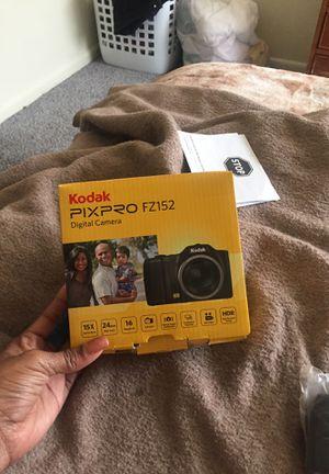 Kodak PixPro FZ152 Digital Camera for Sale in Norfolk, VA