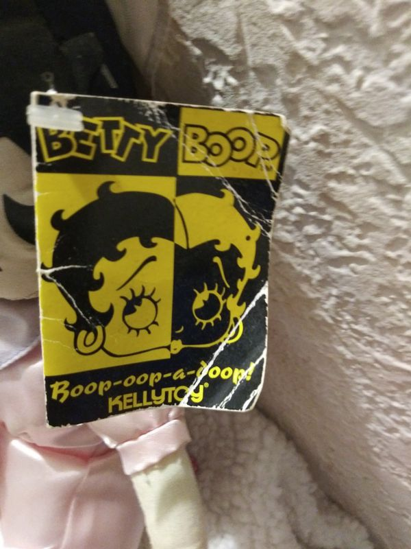 Vintage Betty Boop Kelly toy collection