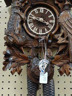 Germany cukoo Clock 8day for Sale in Brooksville,  FL