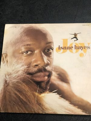 Isaac Hayes JOY LP 1973 for Sale in Apple Valley, CA