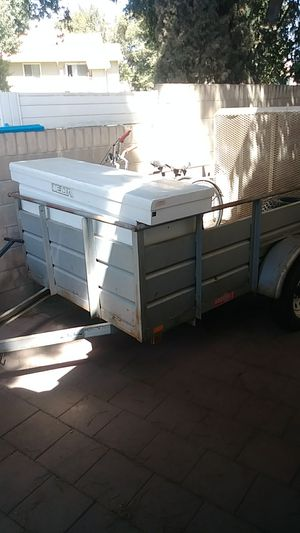 trailer for Sale in Visalia, CA