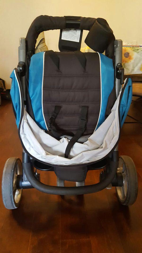 Graco click connect stroller