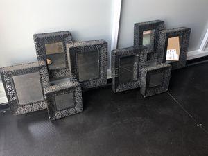 2 Decorative mirror wall geometrics 2 for Sale in Los Angeles, CA
