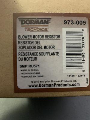 Dorman Blower Motor Resistor for Sale in Severn, MD