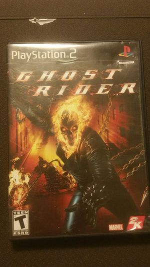 Ghost Rider game for Playstation 2 for Sale in Marysville, WA