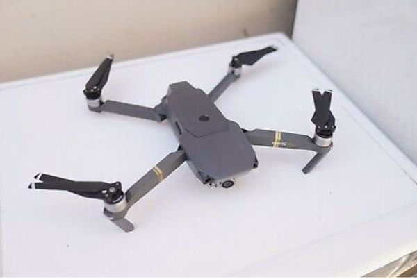 DJI Mavic Pro Fly More Combo Full Box Set 3 Batteries 4K UHD Video Not Mavic Air.