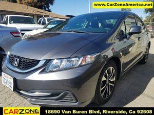 2013 Honda Civic Sdn for Sale in Riverside, CA