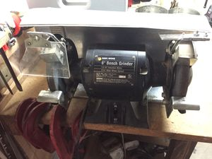 Black and Decker bench grinder for Sale in Traverse City, MI