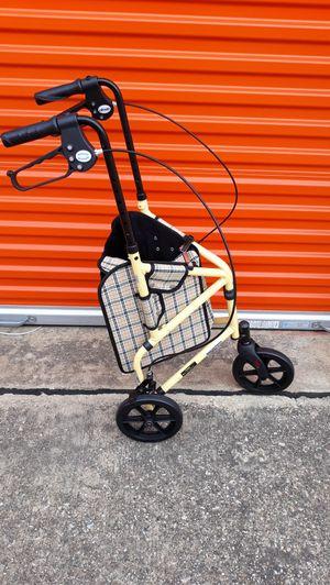 def52d1e5 Drive Medical Winnie Lite Supreme 3 Wheel Rollator Rolling Walker for Sale  in Plano, TX
