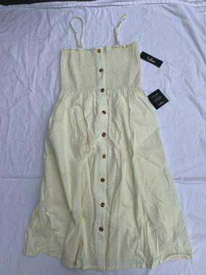 A off-white midi dress for Sale in Seattle, WA