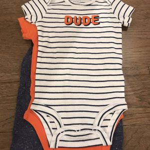 Carter's Onesies Body Suits Set 3 Months with Tags BRAND NEW for Sale in Boston, MA