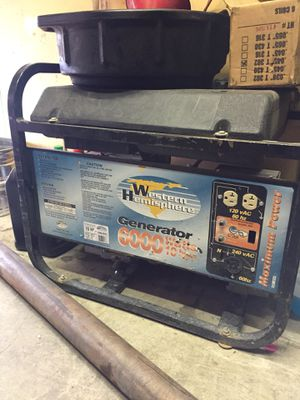 Good generator don't use it for Sale in Syracuse, UT