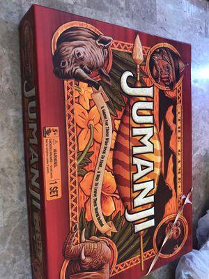 Jumanji board game for Sale in Elgin, IL