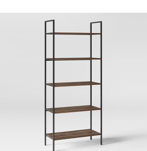 Walnut Wood Bookcase - Selling 2 for Sale in Pembroke Pines, FL