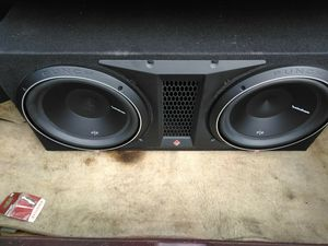 Car stereo system set for Sale in Tacoma, WA