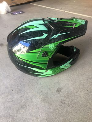 Kids dirt bike helmet for Sale in Irvine, CA