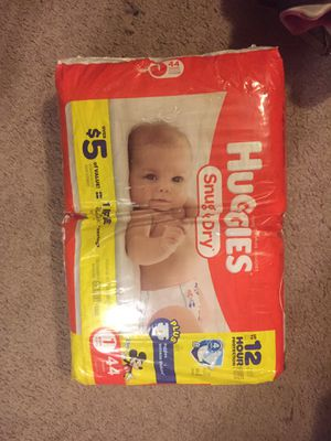 Huggies for Sale in Ann Arbor, MI