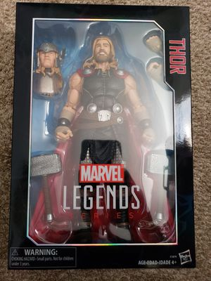 """Marvel 12"""" thor action figure for Sale in National City, CA"""