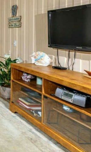 Multi-media TV stand for Sale in Riverside, CA